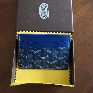 Other - Authentic Goyard Card Holder Wallet